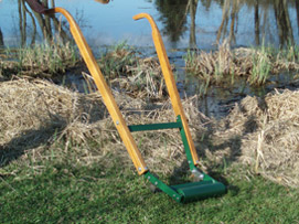 Makers Of The Manual Kick Type Sod Cutters Since 1953